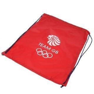 2012 Team GB Gym Bag Gymsack Red