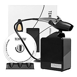 how to use temptu airbrush makeup system