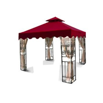 new-cielo-blue-10x10-two-tier-replacement-garden-gazebo-canopy-top-with-scallop-edge-sun-shade-burgu