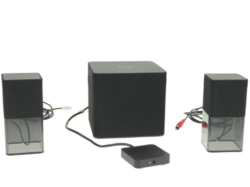 Dell Bluetooth 3.0 Wireless 2.1 Multimedia Speaker System With Subwoofer - Ac411