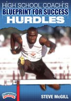 Buy Championship Productions Steve McGill-High School Coach's Blueprint for Success: Hurdles DVD by Championship Productions
