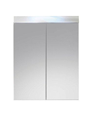 Trendteam ad40501 bad spiegelschrank bxhxt 60x77x17 cm - Amazon spiegelschrank ...