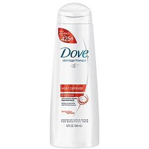 Dove Heat Defense Shampoo-12oz