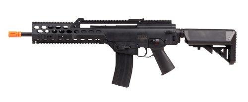 Echo1 Modular Tactical Carbine 2 Electric Airsoft Gun Metal Gear Mtc-2 Fps-380