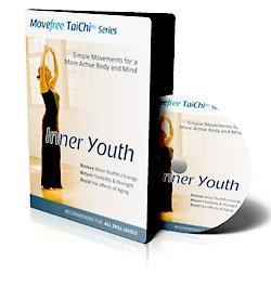 Move Free Tai Chi Series Inner Youth DVD (UK)