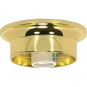 """Lamp Fixture Collar - 3-1/4"""" Fitter"""