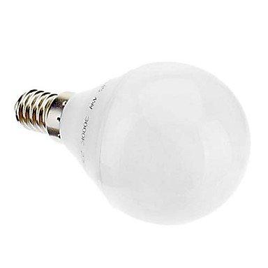 E14 G45 6W 32X3022Smd 480Lm 2700K Cri>80 Warm White Light Led Globe Bulb (220-240V)