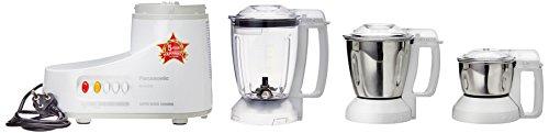 Panasonic 550-Watt Super Mixer Grinder Mx-Ac300-H, 3 Jars  available at amazon for Rs.3995