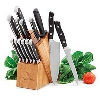 Wolfgang Puck 15 Piece Cutlery SET