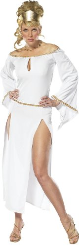 Lady of Rome Adult Costume Size 14-16 Large
