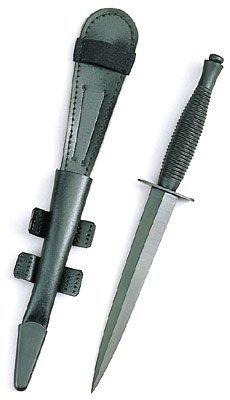 Genuine British Commando Knife W/Leg Sheath