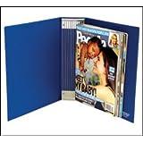 "Multiple Copy Magazine Binders-Blue-11-1/2""H x 8-1/2""W"
