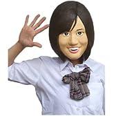 M2 アイドル AKB48 前田敦子ものまねマスク