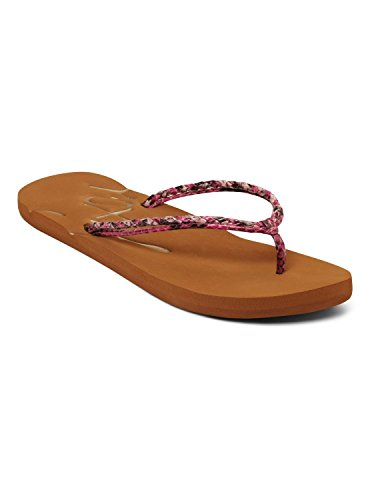 Roxy Women'S Lanai Sandal Purple 8 front-114376