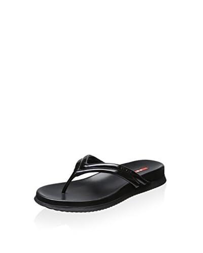 Prada Linea Rossa Women's Thong Sandal