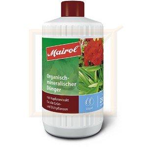 MAIROL® organisch-mineralischer Dünger Liquid/Flüssig 1 l (mit Hopfenextrakt)