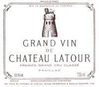 Chateau Latour Pauillac 2003 1.50L