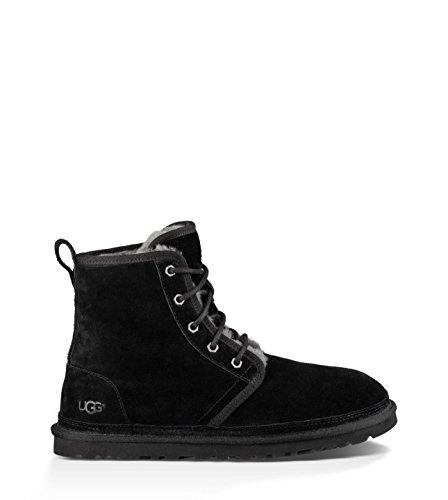 ugg-mens-harkley-black-boot-9-d-m