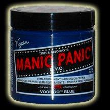 Manic Panic Voodoo Blue Hair Dye #23