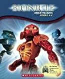 Boxset #1-4 With Mask (Bionicle Adventures) (No. 1-4) (0439890209) by Farshtey, Greg