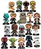 Funko POP Star Wars Collection 19 Pops Series 1-3