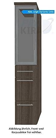Crescendo Puris (HNA093B7ML / R Tall Cupboard Bathroom Cupboard 30 CM
