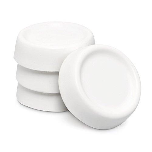 relaxdays-10017884-patin-anti-vibration-pour-machine-a-laver-blanc-lot-de-4-pieds