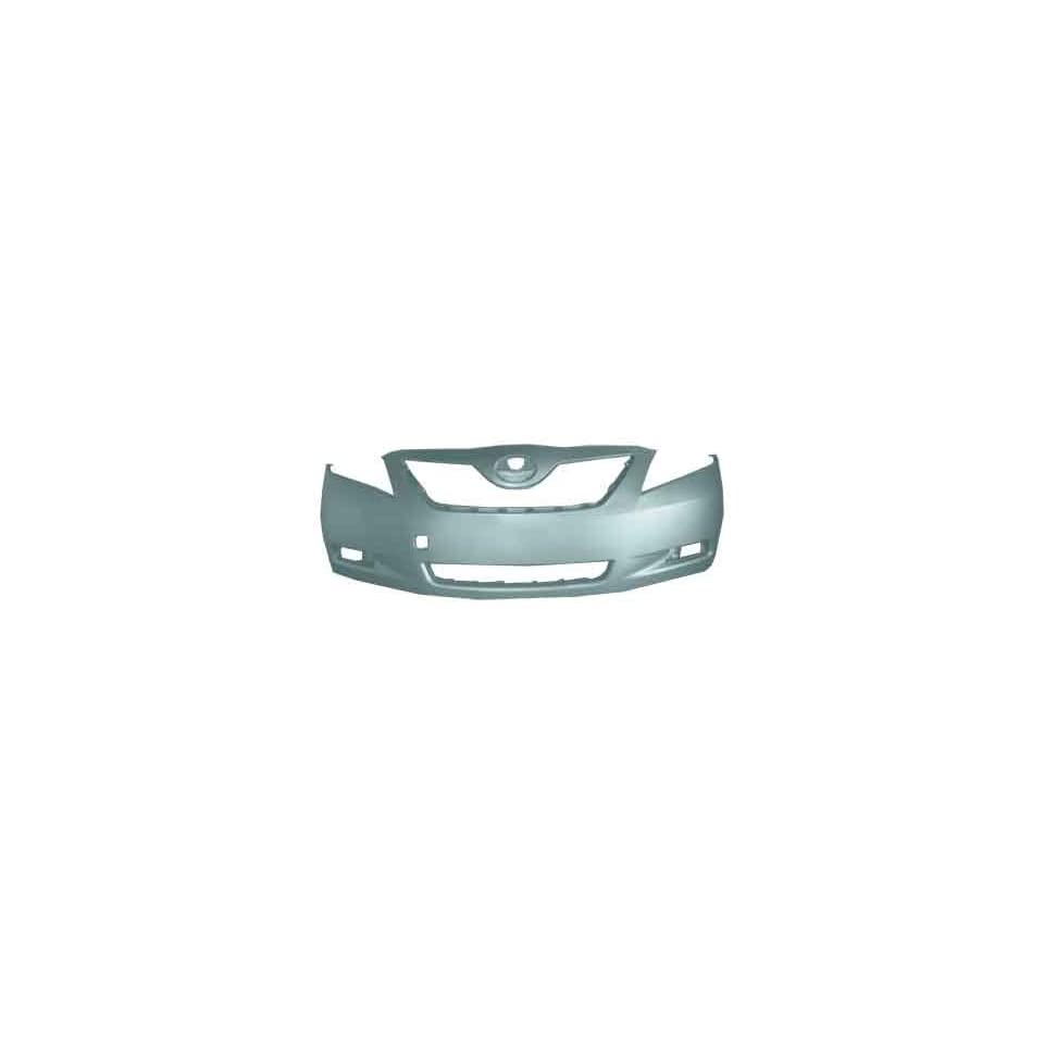 Toyota Camry Front Bumper Cover 07 09 Painted Code 776