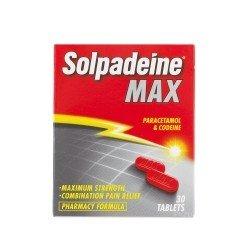 Solpadeine Max Tablets 30 Tablets