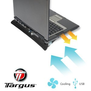 Targus PA248U Notebook Chill Pad