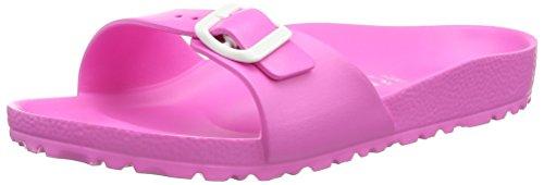 BirkenstockMadrid EVA - Ciabatte Donna , Rosa (Pink (Neon Pink)), 39