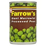 Farrow's Giant Marrowfat Processed Peas 300G