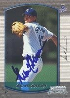 Shawn Sonnier Wilmington Blue Rocks - Royals Affiliate 2000 Bowman Rookie Autographed... by Hall of Fame Memorabilia