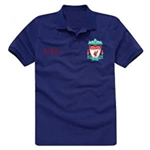 Liverpool Fc Crest Polo Shirt by Liverpool FC