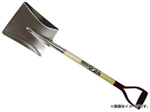 雪国新潟 アルミ角スコップ(角スコ)  除雪用にぴったり! SKAKS001