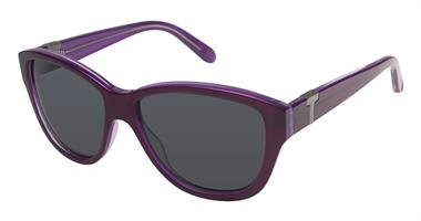 Ted Baker Women'S Sunglasses B561 Plum Size 56