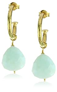 Mary Louise Peruvian Opal Earrings