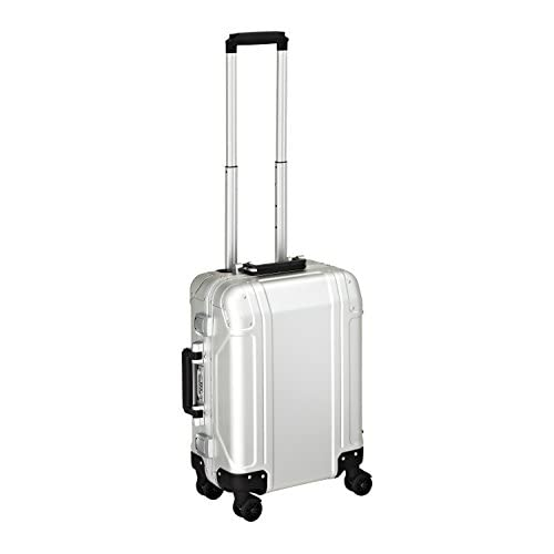 [ゼロハリバートン] ZEROHALLIBURTON ZR-Geo Trolley 19inch キャリーバッグ [並行輸入品]Geo Aluminum Carry-On Luggage