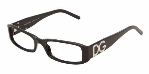 Dolce & Gabbana DG 3044 B (501) BLACK DEMO LENS