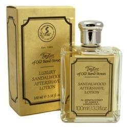 Taylor of Old Bond Street Sandalwood Aftershave