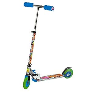 Moshi Monsters SV3749 - Patinete plegable