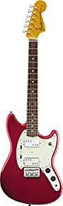 Fender Pawn Shop Series Mustang Special Electric Guitar - Candy Apple Red