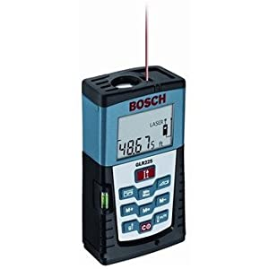 Bosch GLR225-RT 225 ft. Laser Distance Measurer (Certified Refurbished)