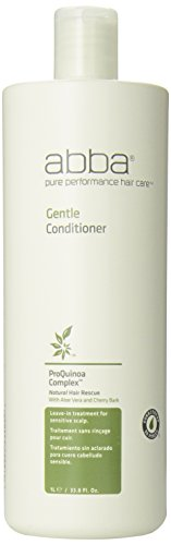 Gentle Conditioner By Abba For Unisex Conditioner, 33.8 Ounce