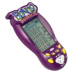Bunco Night Hand-Held Electronic Game