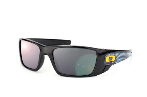 Oakley Fuel Cell Sunglasses Polished Black / Black Iridium
