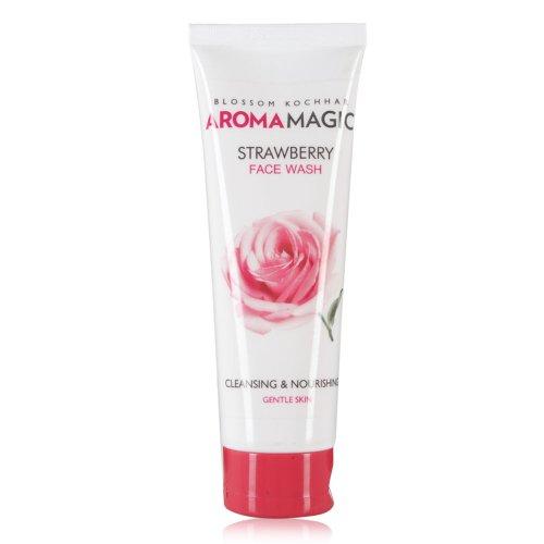 Aroma Magic Face Wash Strawberry 120Ml