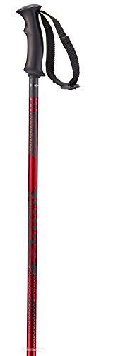 Salomon X North 2015 Mens Ski Poles In Red/black 125cm, Red/black
