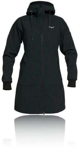 Bergans Damen Mantel Vika Lady Coat, black, M, 1512