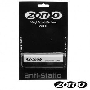 ZomoVBC-01Carbonfaser-Vinylbürste